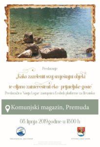plakat - Premuda
